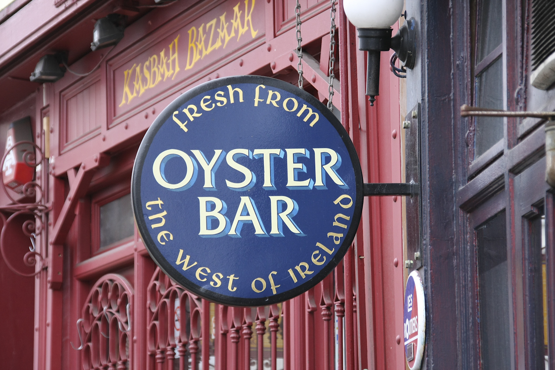Blue oyster bar