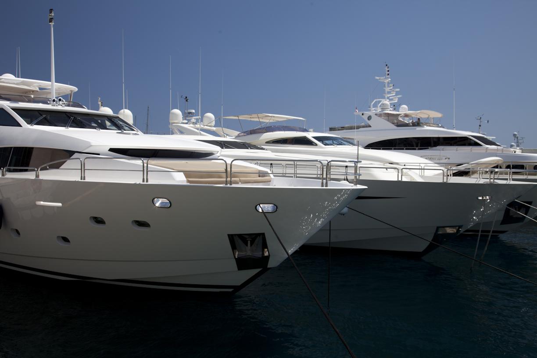 """""""veneitä"""" Monacossa"""